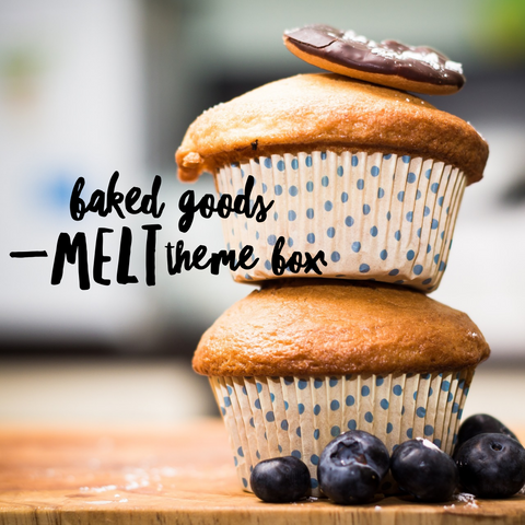 Baked Goods - Theme Pack