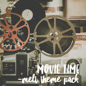 Movie Time - Theme Pack