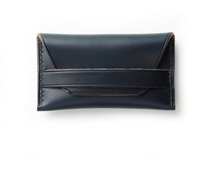 Fold down pouch ideal for securely containing coins, cufflinks or jewellery