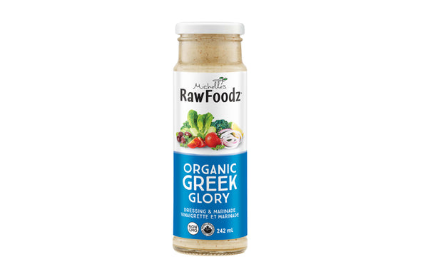 Organic Greek Glory Dressing & Marinade