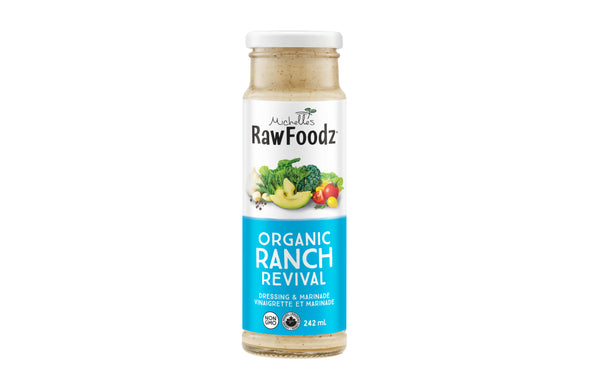 Organic Ranch Revival Dressing & Marinade