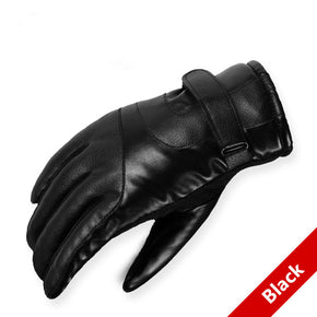 Gloves genuine leather