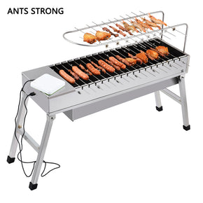ANTS STRONG household usb electric charcoal grill