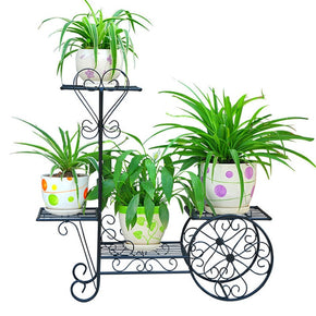 Garten Dekoration Flower Plant Shelf