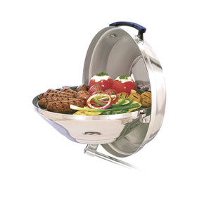 Magma Marine Kettle Charcoal Grill With Hinged Lid