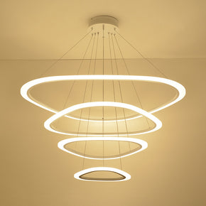 Modern led Chandelier For livingroom