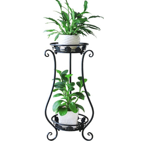 Plant Stand Shelf Flower