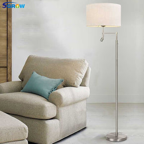 Floor Lamps Main Sub Lamp Independent Control Standing Lights