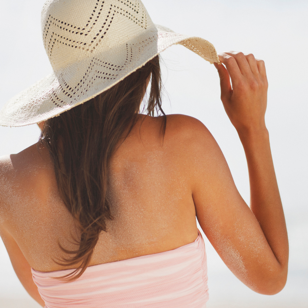 Everything You Need To Know About SPF and UV Protection In Natural Oils