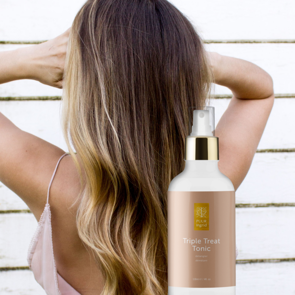 nontoxic hair detangler ewg verified