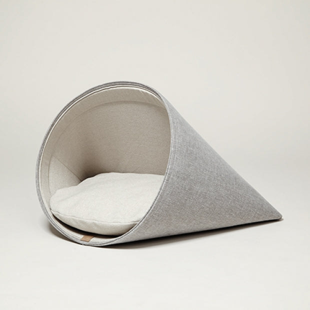 Cosy Light grey Bed