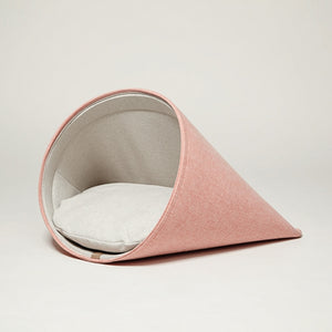 Cosy Peach color Bed