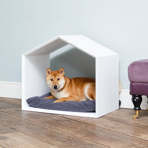 Bong house for dogs. Ideal for every interior. Interior collection concept-pet.