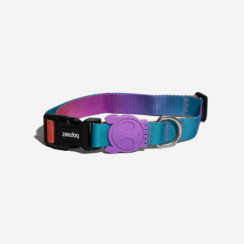 Wave  dog collar
