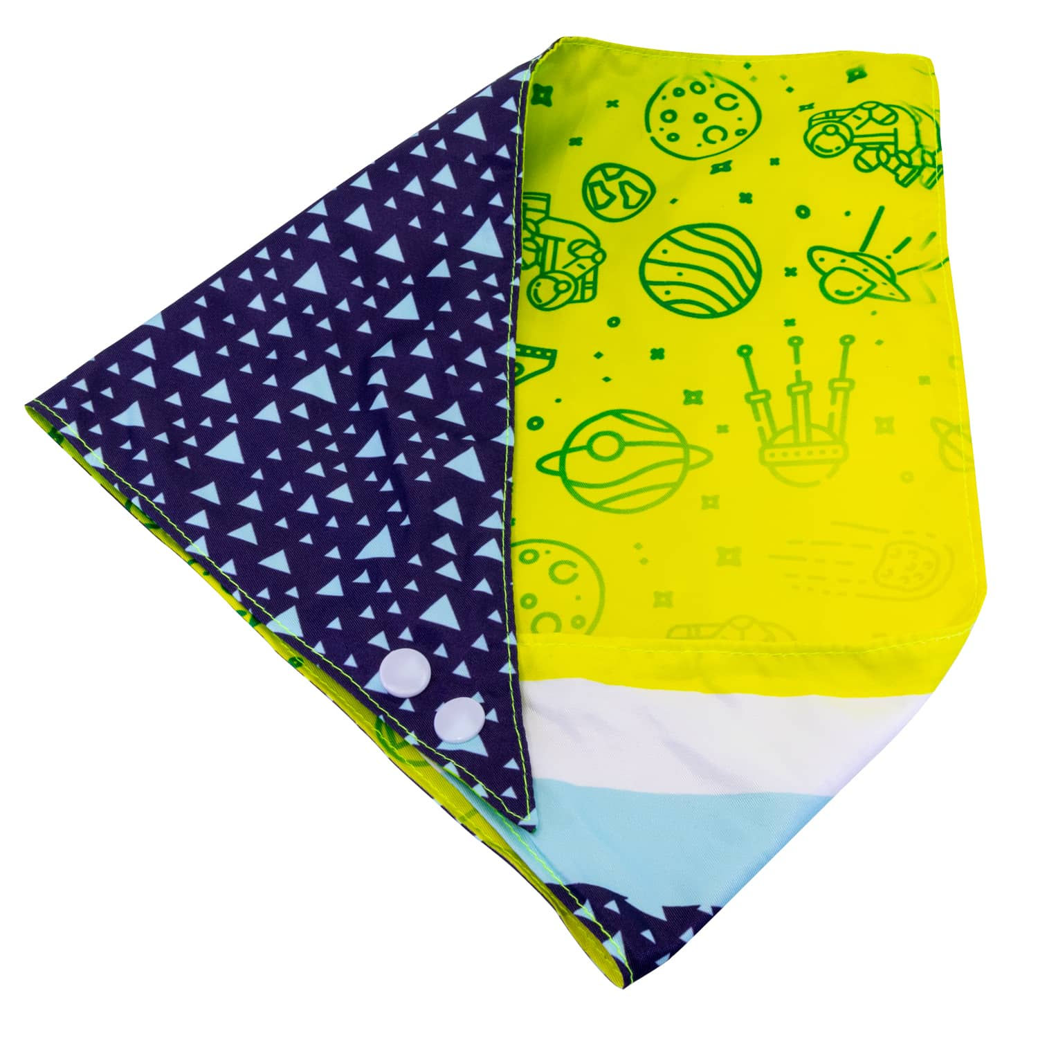 Asteroid Blues Dog Bandana