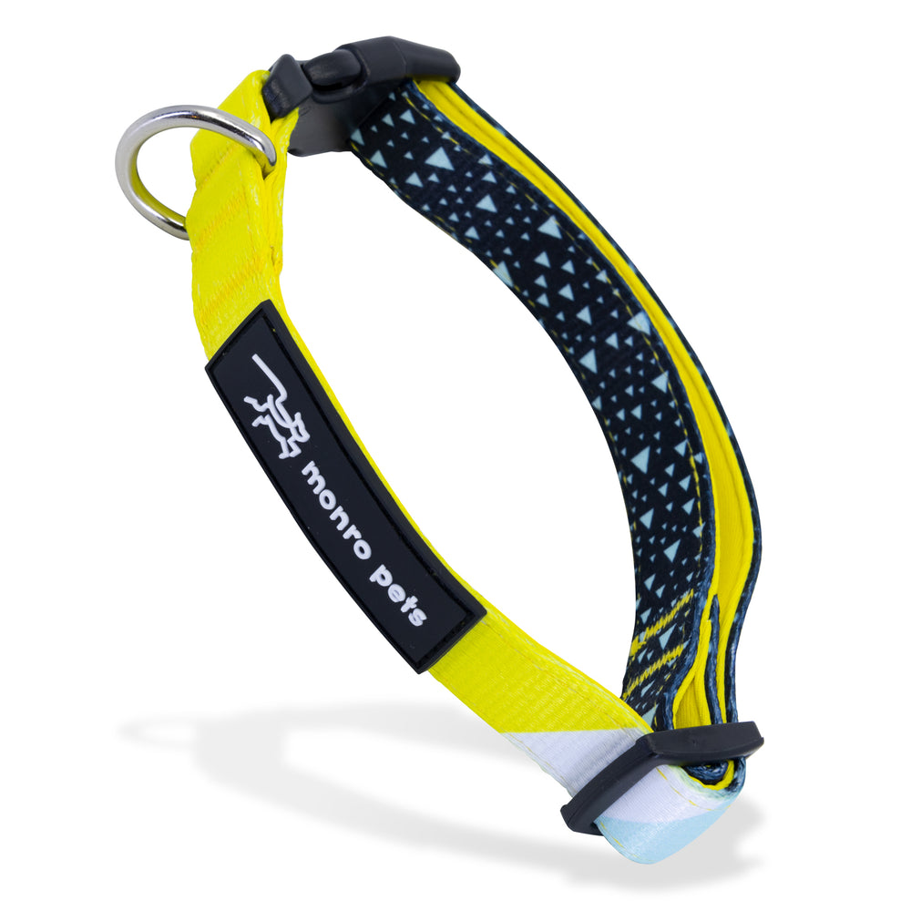 Asteroid Blues Dog Collar