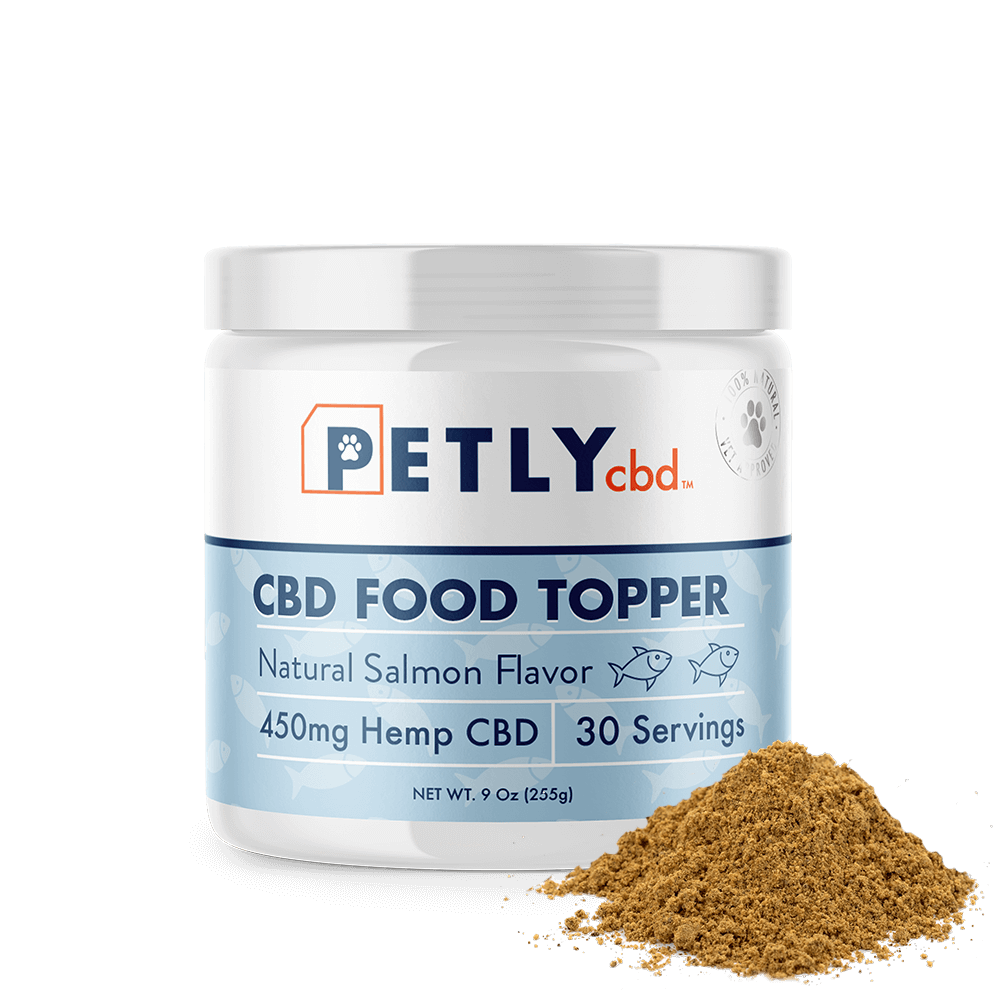 CBD Cat Food Topper