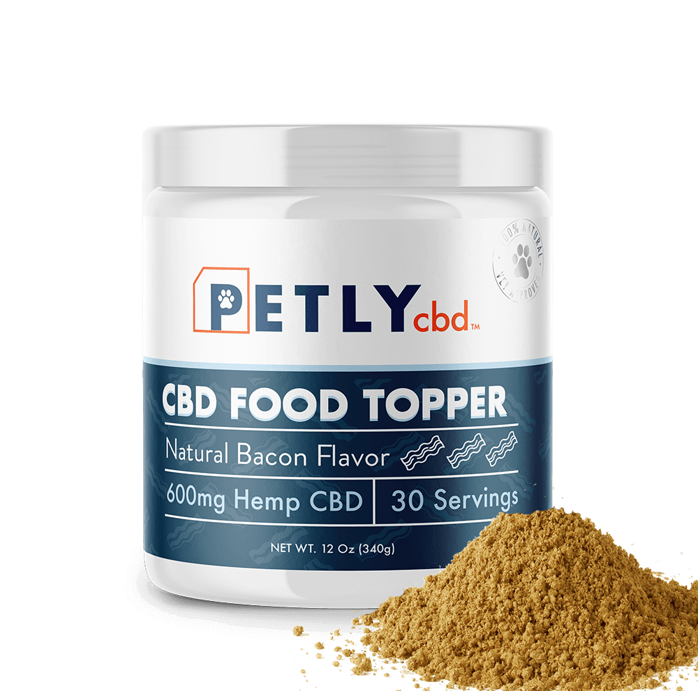 CBD Dog Food Topper
