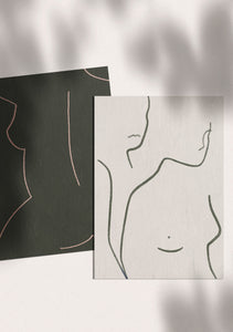 Nudes and Figurative Giclée Prints