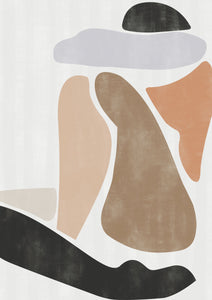 'One Black Stocking' Giclée Print