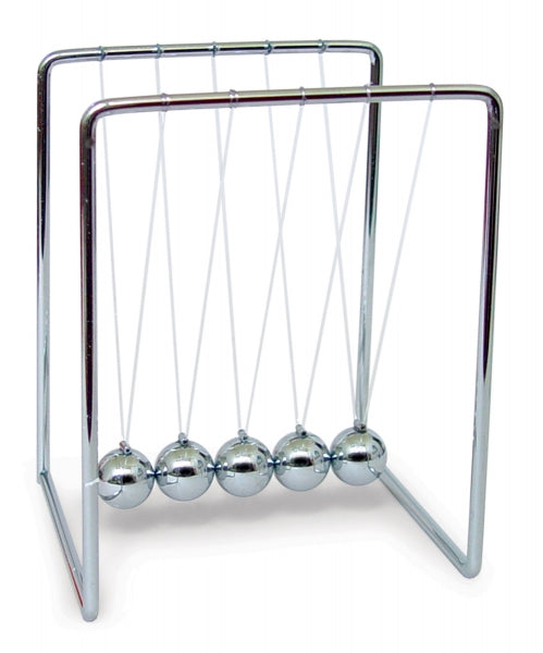 Newtons Cradle Perpetual Motion Desktop Toy
