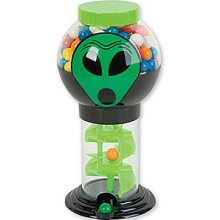 Alien Gumball Machine