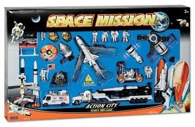 28 piece mission control set