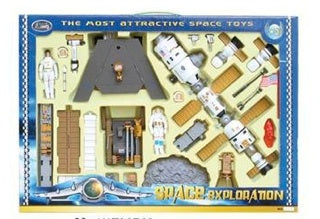 Space Exploration Extreme Mars Rover Exploration Play Set