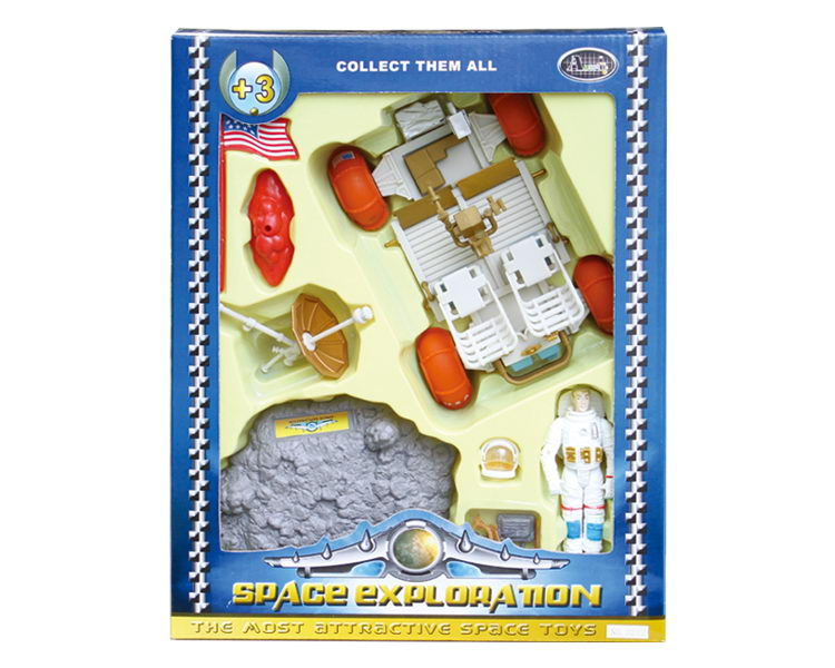Space Exploration Lunar Rover Play Set