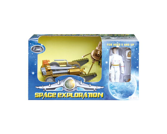 Space Exploration Space Shuttle Play Set