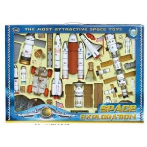 Space Exploration Ultimate Space Explorer Deluxe Play Set