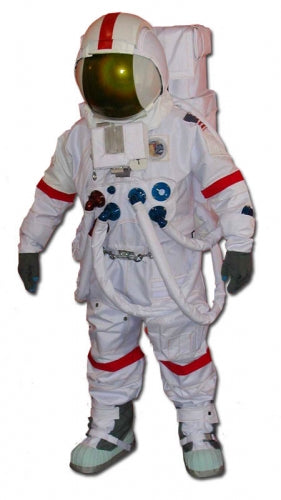 Apollo 17 NASA Space Suit Hi-Fi Replica