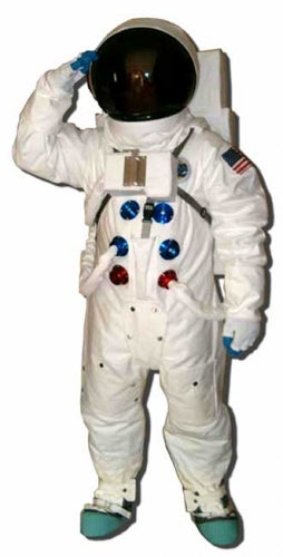 Deluxe Apollo Astronaut Full Space Suit Replica