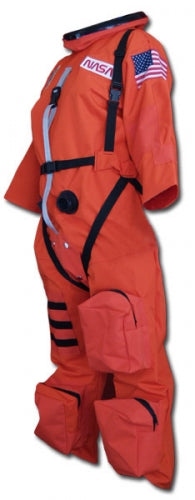 Space Shuttle Pumpkin Space Suit Replica
