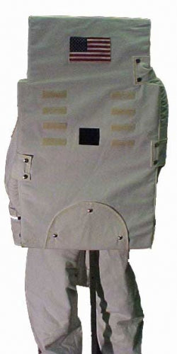 Apollo Astronaut Front/Back Pack Replica