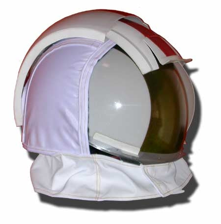 Apollo 17 Space Helmet Replica