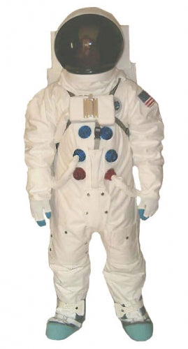 Apollo Astronaut Full Space Suit Replica