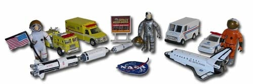 Mission Control Adventure Set