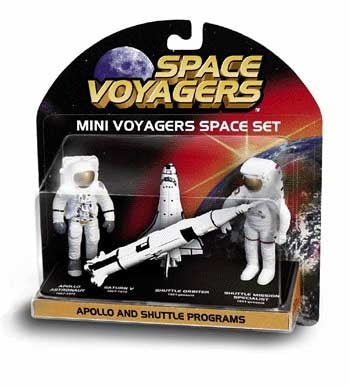 Apollo and Shuttle Mini Mission Set