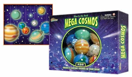 Glow in the Dark 3D Mega Cosmos