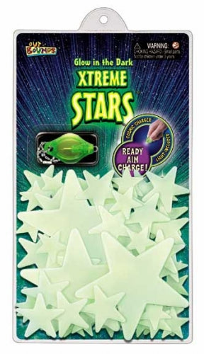 Glow in the Dark Xtreme Stars