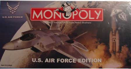 Monopoly U.S. Air Force Edition