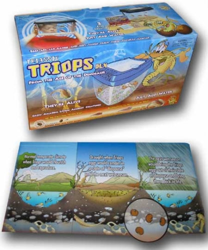 Triassic Triops Deluxe Kit