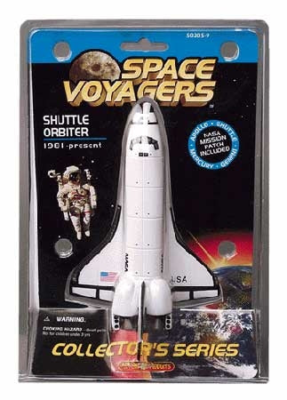 Space Shuttle Orbiter Collector Series