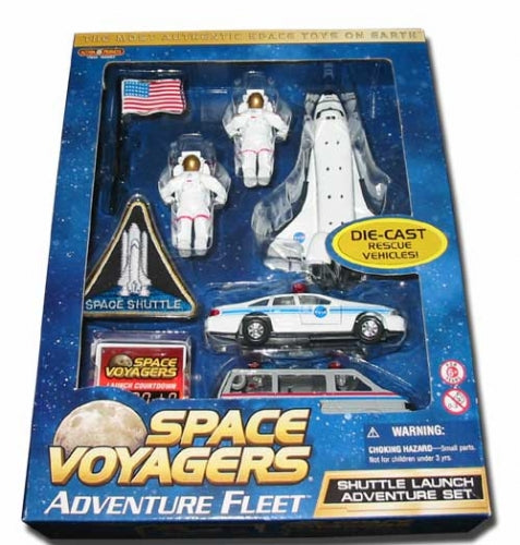 Shuttle Launch Adventure Set
