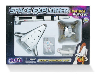 Space Explorer Adventure Fleet Playset
