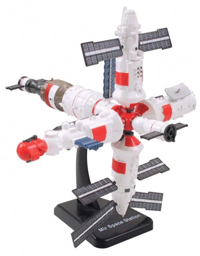 Space Station MIR EZ Build Kit