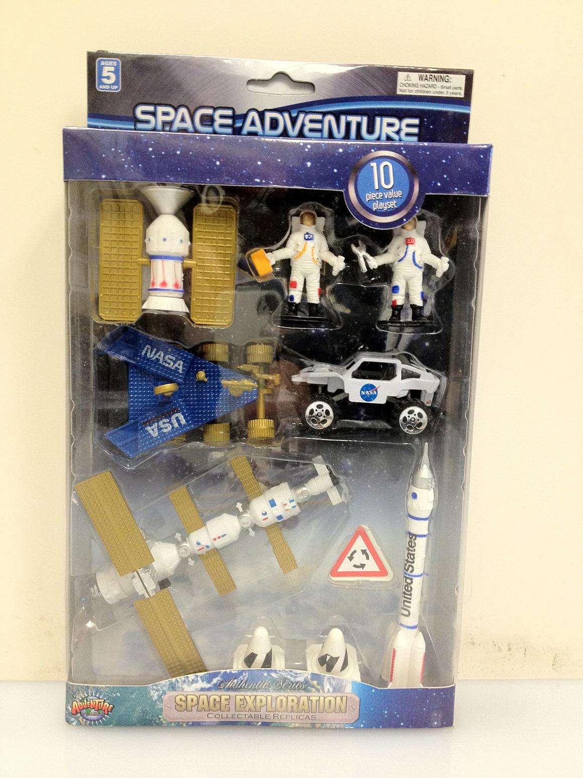 Space Exploration 10 Pc Set