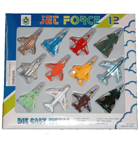 Jet Force Play set