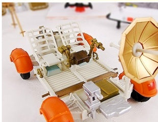 Lunar Lander Space Exploration Play Set